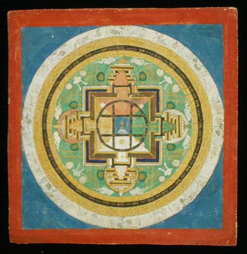 68. Mandala of Yamantaka